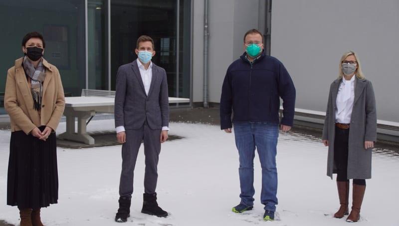 Verabschiedung Schulleiter Florian Frank